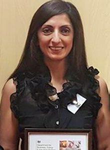 Photo of Pria Bhabra