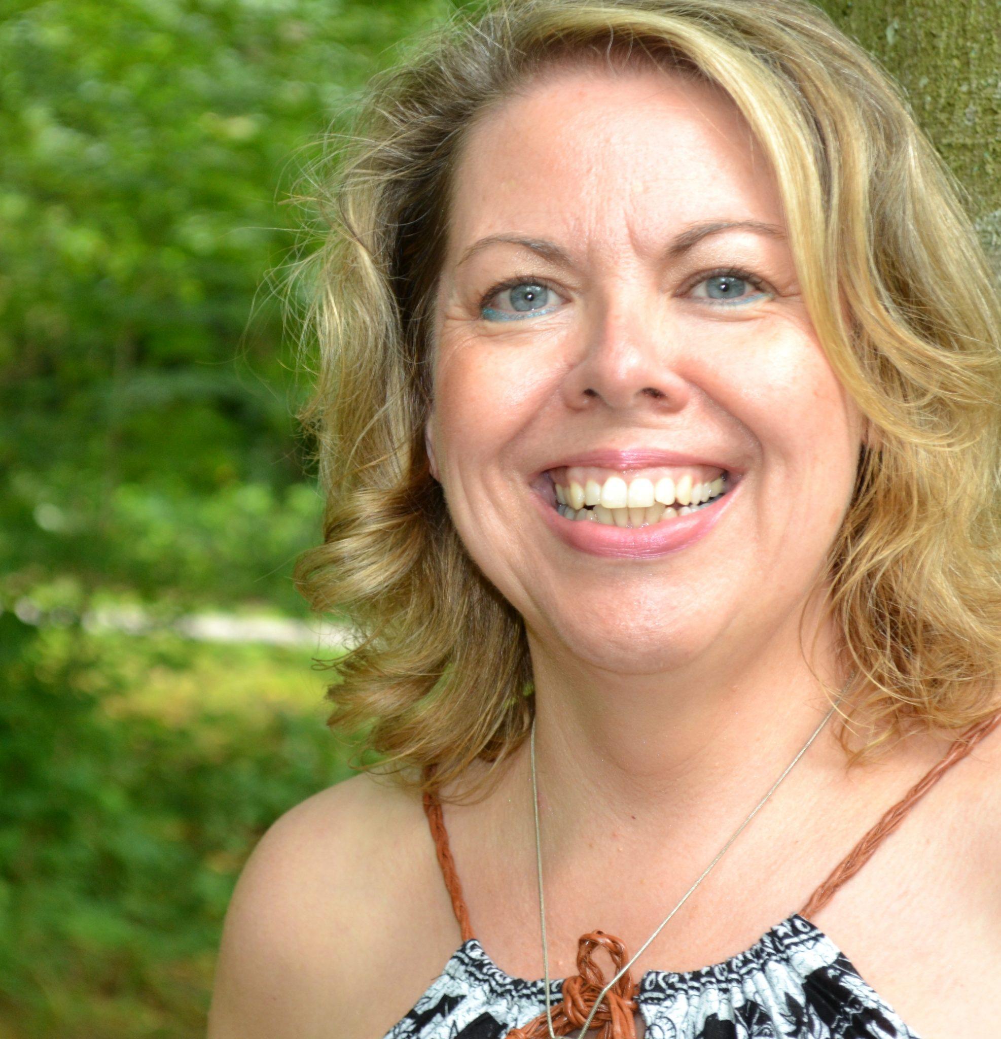 Photo of Sally Bonnie, Inspire Women Oldham