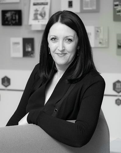Photo of Vicky Williams, CEO of Emerald Publishing