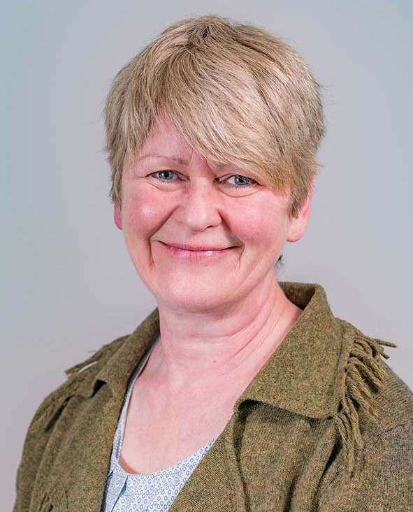 Photo of Gill Trevor