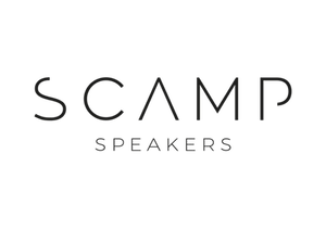 Scamp Speakers logo