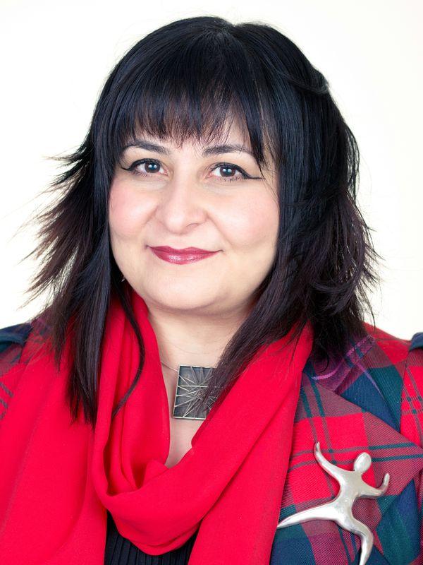 Photo of Haleh Moravej