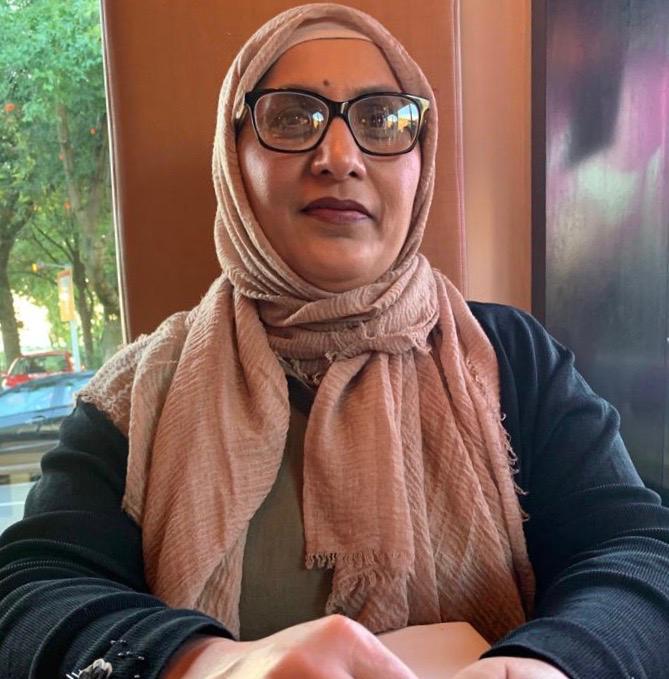 Headshot of Nuzhat Maqsood