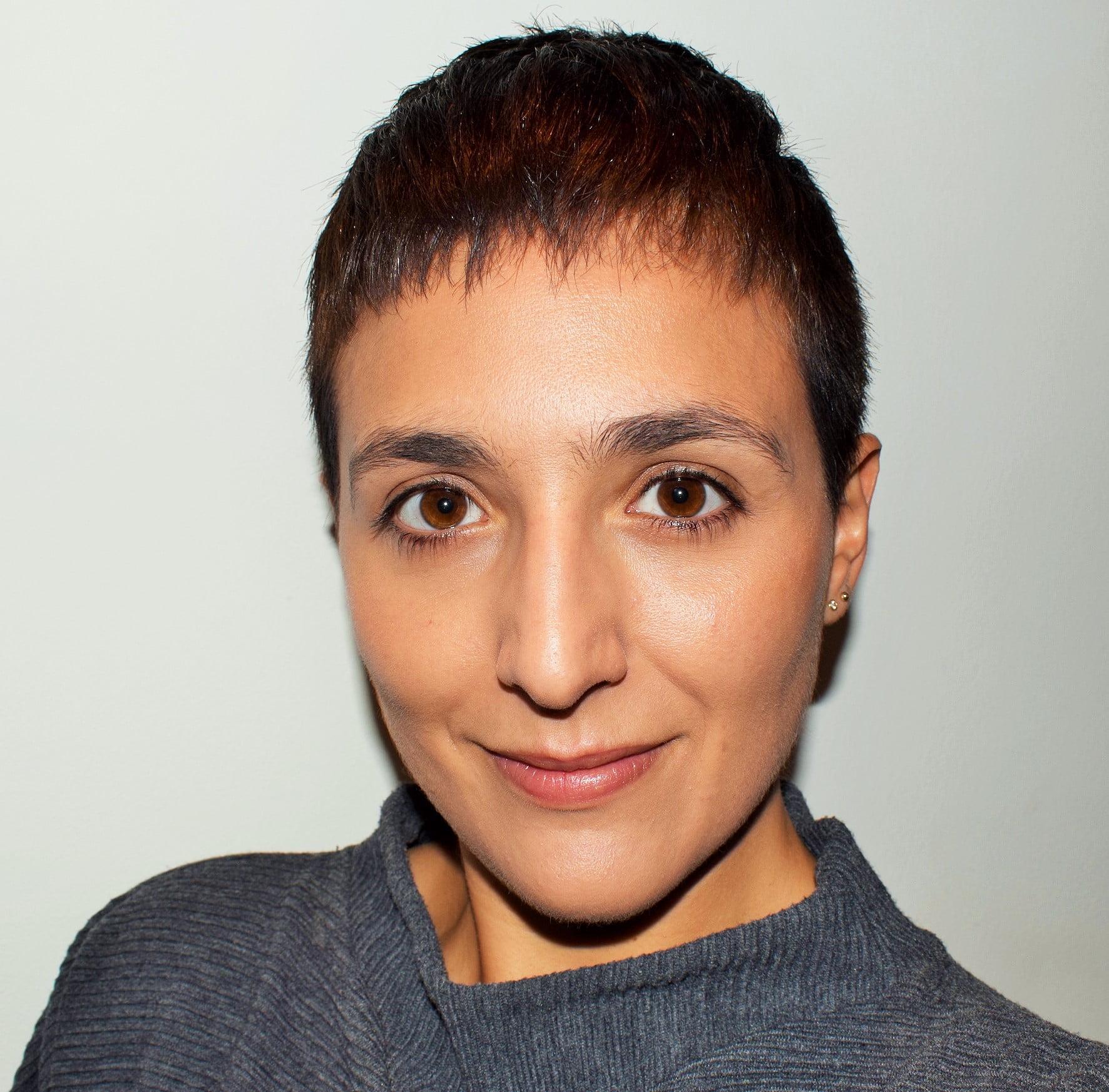 Headshot of Erene Hadjiioannou