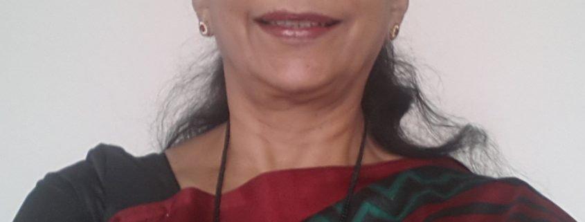 Headshot of Lalita Parmar