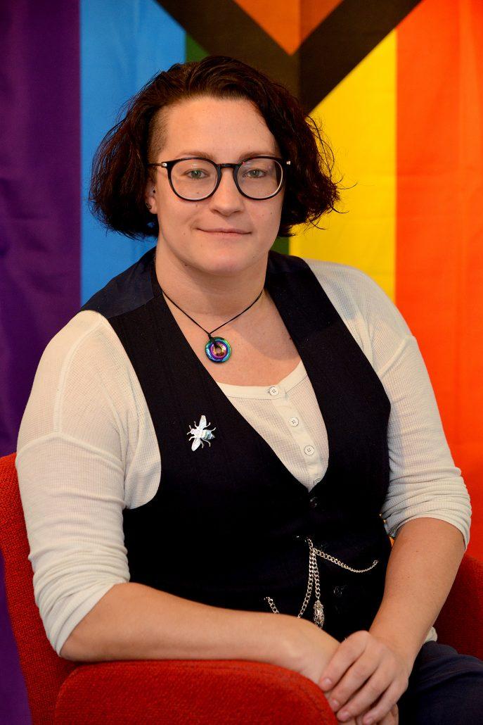 Headshot of Tina Carnally