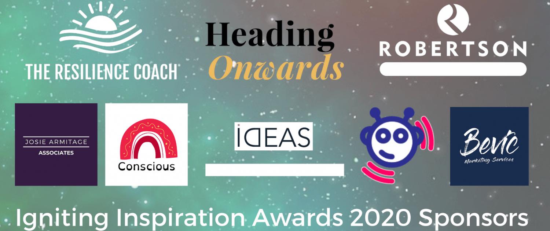 Igniting Inspiration Awards 2020 ponsors